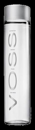 Вода Voss / Восс 0,8 л. б/г (12 бут.) стекло - основное фото