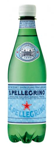 S.Pellegrino / Сан Пеллегрино 0,5л. газированная (24 шт) - основное фото
