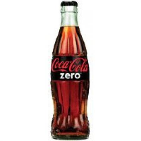Coca-Сola / Кока-Кола Zero 0,33л. (12 шт) стекло - основное фото