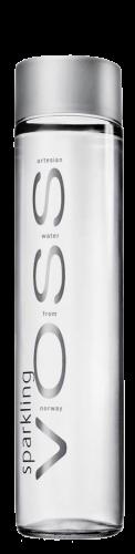 Вода Voss / Восс 0,8 л. газ. (12 бут.) стекло - основное фото