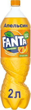 Fanta / Фанта 2л. (6 бут.) - основное фото