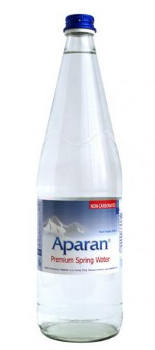 Aparan / Апаран 1 л. без газа (6 бут) стекло - основное фото