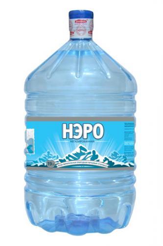 Горная вода НЭРО ПЭТ - основное фото