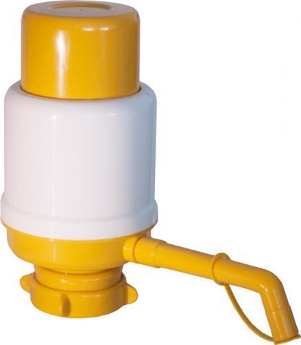 Помпа Дельфин Эко желтая - основное фото