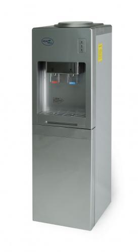 Кулер Aqua Well 1.5-JX Silver (нижняя загрузка бутыли) - основное фото