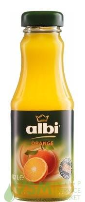 Сок Albi/Алби Апельсиновый 0.2л стекло (12шт) - основное фото