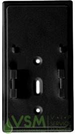 Магнитное крепление для держателей стаканов (черное) - основное фото