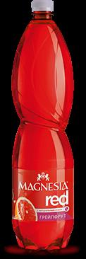 Magnesia Red Грейпфрут 1.5л. газированная (6 шт) - основное фото