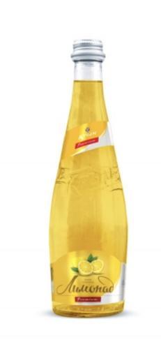 Крым Лимонад Напиток безалкогольный 0,5л стекло - основное фото