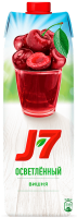 J7 Вишня 0,97л. (12 пак.) - основное фото
