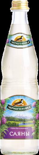 Черноголовка Саяны 0.5 л. стекло (12 бут.) - основное фото