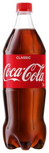 Coca-Сola / Кока-Кола 0,9л. (12 шт) - основное фото
