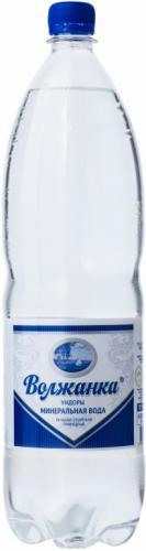 Волжанка 1,5л газ ПЭТ (6шт) - основное фото