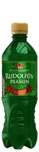 Рудольфов Прамен/Rudolfův Pramen 0,5л негаз. 12бут.  - основное фото