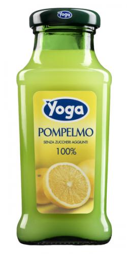 Yoga/Йога Грейпфрут 0.2 л. (24 бут.) стекло - основное фото