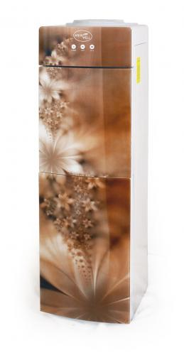 Кулер Aqua Well 2-JXC-5 флуорисцентный (стекло) - основное фото