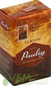 Paulig Classic молотый 500 гр. м/у (1шт.) - основное фото