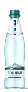 Боржоми / Borjomi 0.33 л. газ. (12 шт) стекло - основное фото