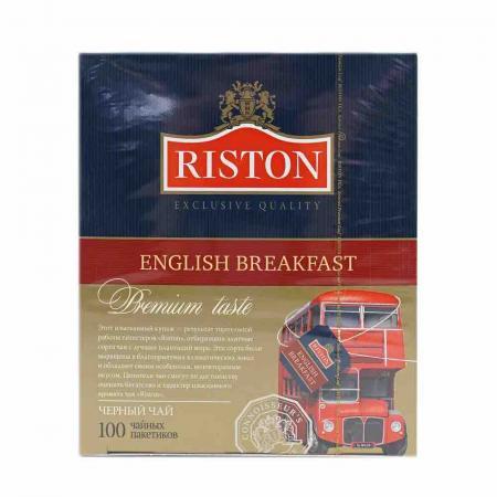 Riston Английский завтрак 100 пак (1 шт) - основное фото