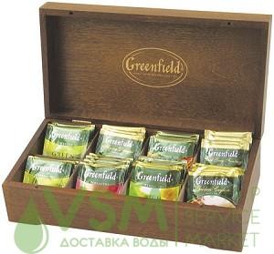 Greenfield набор в деревянной шкатулке (213.2 гр) - основное фото