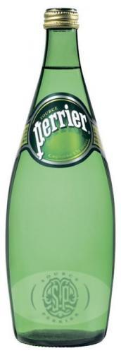 Перье / Perrier 0,75 л. газированная (12шт) - основное фото