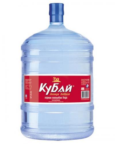 Питьевая вода Кубай - основное фото