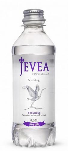 Живея / Jevea 0.33 л. газ. (12 бут.) ПЭТ  - основное фото