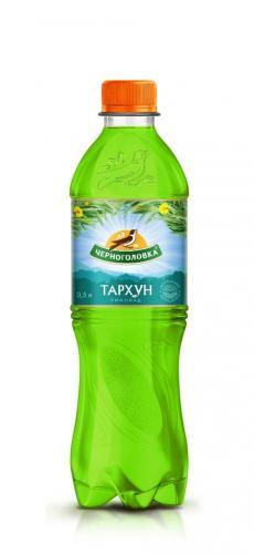 Черноголовка Тархун 0,5 л. ПЭТ (12 бут.) - основное фото