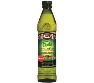 Масло оливковое BORGES ExtraVirginFruity, 0,5л - основное фото