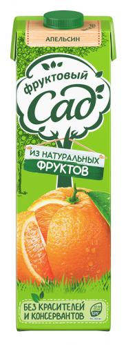 Фруктовый Сад апельсиновый 0,95 л. (12 шт.) - основное фото