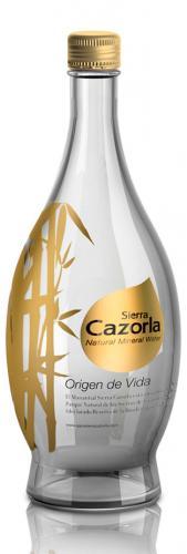 Sierra Cazorla Imperial 0.75 л. без газа (12 шт)  - основное фото