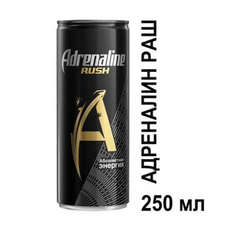 Adrenaline Rush / Адреналин Раш 0,25л. (12 бан.) - основное фото