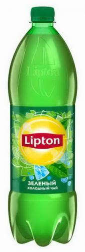 Lipton Ice Tea / Липтон зеленый 2 л. (6 бут.) - основное фото