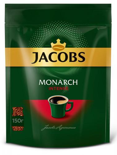 Jacobs Monarch Intense 150 гр. (1шт) - основное фото