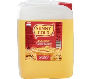 Масло для фритюра SUNNY GOLD, 10 л  - основное фото