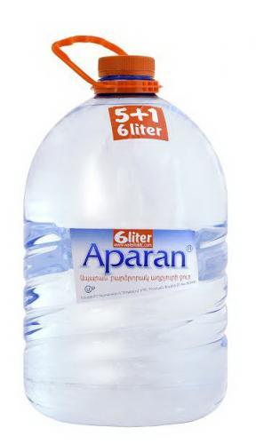 Aparan / Апаран 6л. (2 бут.) - основное фото