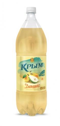 Крым Дюшес Напиток безалкогольный 2л.  - основное фото