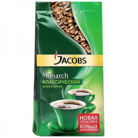Jacobs Monarch в зернах 800 гр. (1шт) - основное фото