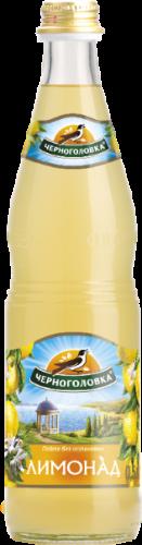 Черноголовка Лимонад Оригинальный 0,33 л. стекло (12 бут.) - основное фото