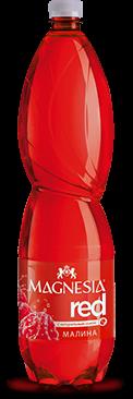 Magnesia Red Малина 1.5л. газированная (6 шт) - основное фото