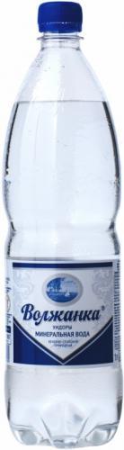Волжанка 1л газ ПЭТ (12шт) - основное фото