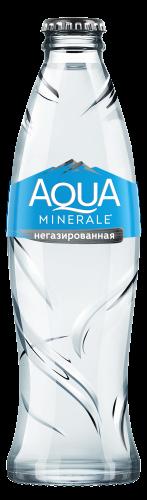 Аква Минерале / Aqua Minerale 0,26л без газа (12 бут) стекло - основное фото