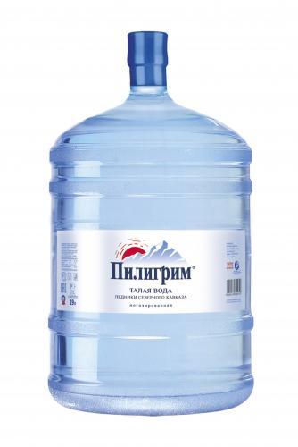 Питьевая вода Пилигрим 19л. - основное фото