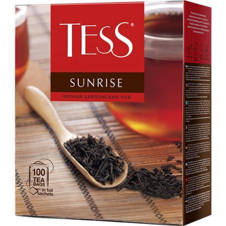 Tess Sunrise (Тесс Санрайз) 100 пак. по 1,8г  - основное фото