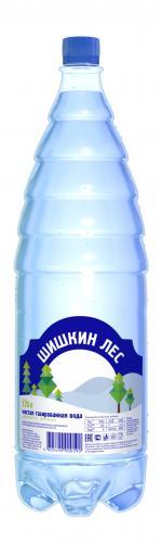 Шишкин лес 1,75 л. газированная (6 шт) - основное фото