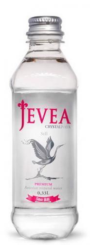 Живея / Jevea 0.33 л. без газа (12 бут.) ПЭТ - основное фото