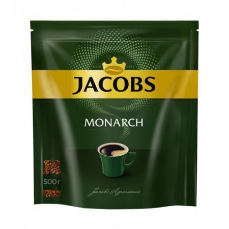 Jacobs Monarch 500 гр. (1шт) - основное фото