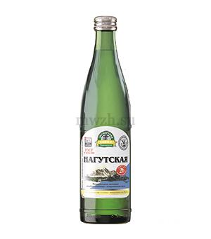 Нагутская №26 0,5л (20 бут) ЭМГ стекло - основное фото