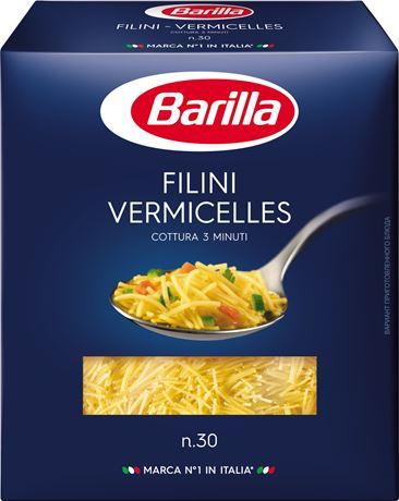 Макароны Barilla Filini кор.450г. BARILLA - основное фото