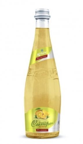 Крым Ситро-экстра Напиток безалкогольный 0,5л стекло - основное фото